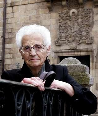 Olga Gallego, premio Trasalba 2008