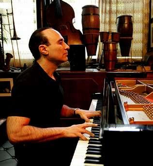 Michel Camilo, duende con duende en el Café Latino