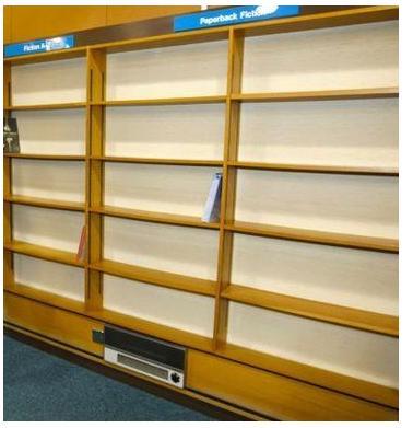 Library revolution o el poder de los lectores
