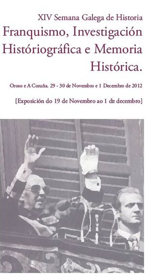 XIV Semana Galega de Historia: avanzando resultados!